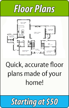 We will make Floor Plans for an interactive virtual tour